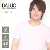 DALUC(ダルク):50/50CrewT-Shirts4.0oz:S〜XL