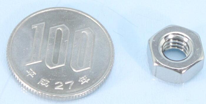 【SA-50707】 防犯カメラハウジング・アーム用 1/4インチナット ステンレス