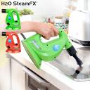 H2OスチームFX 8点デラックスセット グリーン/レッド 【h2o ...