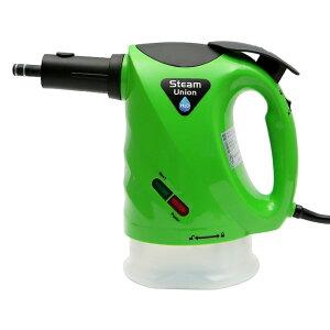 H2Oスチームユニオン グリーン/レッド【 h2o スチームクリーナー 高圧 洗浄 掃除 油 汚れ 水 】 【tv-ya_dl】