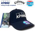 【営業日16時迄なら当日発送】 フィル ミケルソン KPMG キャラウェイ オーセンティック・ツアー・ハット(ブルーキャップチャリティー) Mickelson KPMG Callaway Authentic Tour Hat Phil's Blue Cap 帽子 メンズ
