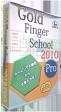 【送料無料】Gold Finger School 2010 Pro