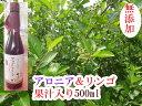 アロアニ&リンゴ果汁500ml×12本