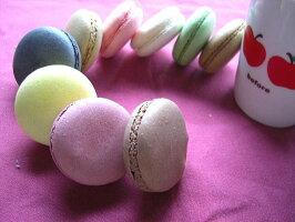 【送料無料】イタリア生まれのフランス育ち、お口に広がる上品な甘みが美味しいマカロン。1粒で至福の時が味わえます。10個