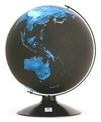 夜の地球儀 WN