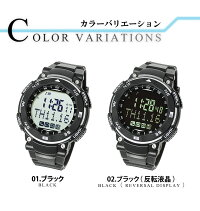スマートウォッチ腕時計メンズデジタルiphoneアンドロイドギャラクシー対応デジタルウォッチスポーツランニングラドウェザーLADWEATHER