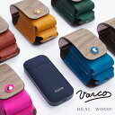 VARCO REAL WOOD アイコスケース iqos i...