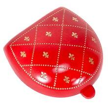 【Peroni】ペローニコインケースPeroni594CherryRed金箔装飾#7入り【_包装】【_のし宛書】