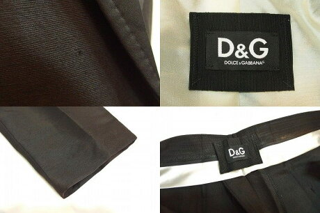 ディーアンドジーセットアップスーツD&G【中古】