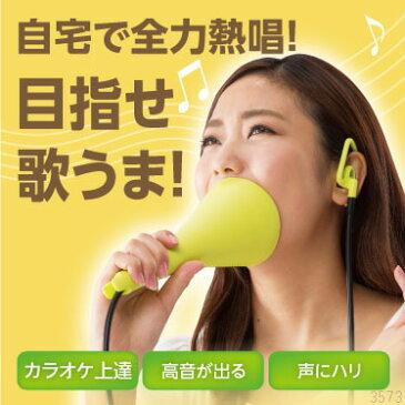ボイストレーニング 自宅 全力 大きな声 熱唱 消音 カラオケ 上達 高音 ハリ 声量 毎日 歌う 歌うま 声帯 鍛える [ UTAET ]
