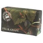 イングリッシュ ソープ カンパニー Luxury Shea Soaps シアソープ Fig & Grape