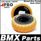 BMXROCKERCimmin/Upgrade-PartsStreetProTyresGum/BlackwallsPairROCKERBMX競技用自転車タイヤチューブセットロッカーBMXパーツ部品