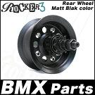 ROCKER3BMXPartsRocker3rearWheelsetmattblackBMX競技用自転車後輪タイヤホイールセットロッカーBMXパーツ部品