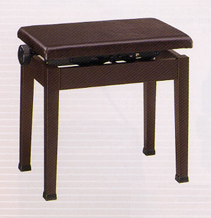 【送料込み】デジタルピアノ用椅子 K48[(消)ダークローズ]