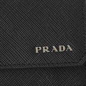 プラダ(PRADA)カードケース BK