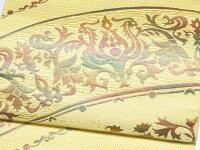 <箔細工>本場筑前博多織黒木織物謹製博多帯紋八寸名古屋帯紋八寸なごや帯かがり帯【お仕立代無料&送料無料&代引料無料】女性用レディース八寸帯袋名古屋帯袋なごや帯金印金証紙金マーク和服和装着物きもの呉服日本製