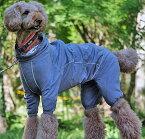 Hurtta フルッタ ボディウォーマー 中型犬・大型犬用 カラー:グレイ オーバーオール 犬服 コート 冬用