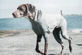 【新商品!送料無料!】Hurtta フルッタ ボディウォーマー 大型犬・超大型犬用 カラー:グレイ 保温性が高いオーバーオール 冬用