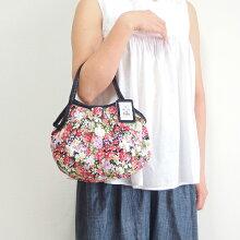 【メール便】sisiミニグラニーバッグボタニカルバッグインバッグちょっとそこまでのsisiバッグ布バッグ