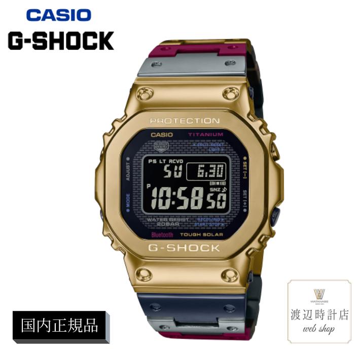 腕時計, メンズ腕時計 G G-SHOCK GMW-B5000TR-9JR gmwb5000tr9jr Bluetooth100