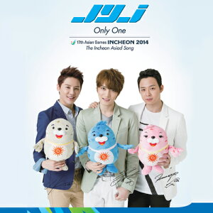 JYJ 17th Asian Games Incheon 2014 OFFICIAL ALBUM (2CD+1DVD) ★Deluxe Edition★【初回ポスター】