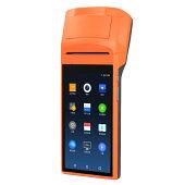 SUNMIプリンター搭載AndroidハンディターミナルSUNMI-V1s【1年保証】58mm幅5.5インチHDディスプレイBluetooth接続