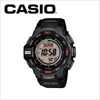 カシオCASIOソーラー腕時計PRG-270-1JFプロトレックPROTREKトリプルセンサー