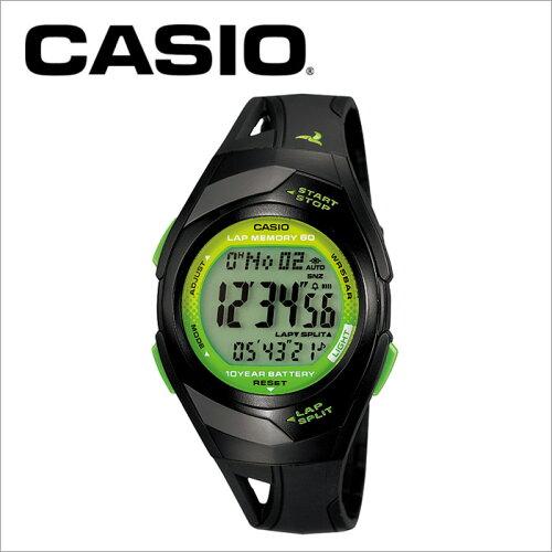 腕時計 カシオ CASIO ランニングウォッチ STR-300J-1AJF フィズ PHYS 腕時計 カシオ 時計 【国内正...