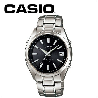 カシオCASIOソーラー電波腕時計LIW-130TDJ-1AJFLINEAGEリニエージ