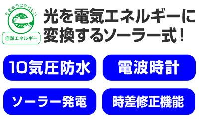 セイコー・スピリット電波腕時計SEIKO【カタログ掲載1311】
