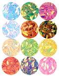 ジェルネイルホログラムスパングルBOATグリッター花びら12色セット