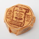 マンステール フィッシャー AOC 125g | フランス アルザス ウォッシュチーズ フロマージュ 人気 輸入 輸入チーズ 直輸入 ギフト プレゼント 誕生日 健康 予約 冷蔵 業務用 (予約の場合)2019年9月12日までの予約販売 2019年9月27日より出荷