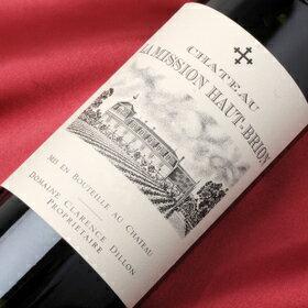シャトー ラ ミッション オー ブリオン [2010] 750ml 特選銘柄 フランス ペサック レオニャン 赤ワイン フルボディタイプ(重口) CH LA MISSION HAUT BRION ヴィンテージ ワイン