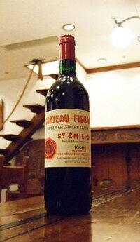 ワイン, 赤ワイン 1990Chateau Figeac