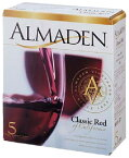 アルマデン クラシック レッド 5L バッグ イン ボックス 赤ワイン 5L 5000ml