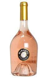 ミラヴァル ロゼ 2015 ブラッド ピット&アンジェリーナ ジョリーのスーパースター ロゼ ワイン 正規品 ロゼワイン 辛口 750ml フランス プロヴァンスMIRAVAL Rose [2015] AOC Cotes de Provence Protegee