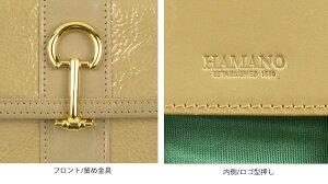 濱野皮革工芸HAMANO(ハマノ)プリマギャルソンウォレット21-68031