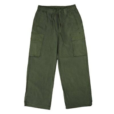 メンズファッション, ズボン・パンツ  Porter Classic SUPER NYLON STRETCH PANTS BLACK PC-015-1594