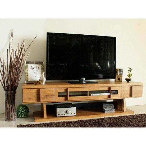 テレビ台 ローボード 幅180cm 木製 北欧風 ロータイプテレビボード TVボード てれび台 TV台 テレビラック リビングボード AVラック AV収納 AVボード