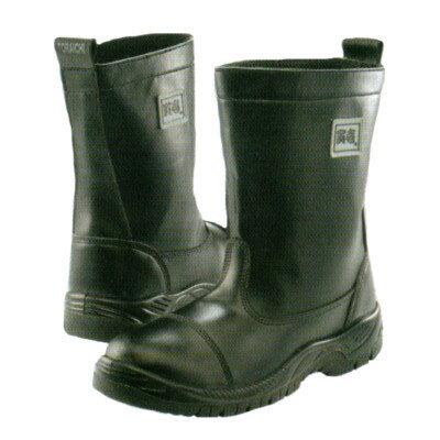 寅壱 安全靴 0076-963 半長靴23.0〜32.0cm