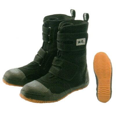 寅壱 安全靴 0090-961 高所安全布長24.0〜30.0cm