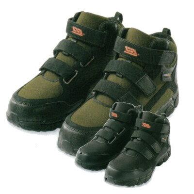 寅壱 安全靴0281-965 セーフティースニーカーミッドカット 24.5〜28cm