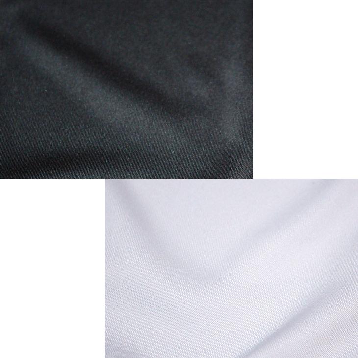質店・宝石店・時計店様に大好評! マイクロファイバー宝飾手袋 黒・白 S/Lサイズ 黒L 1点【HO03999900034】【34】