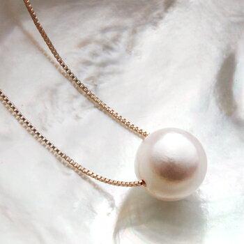 アコヤ本真珠 パール スルーネックレス 8.0-8.5mm K18/K18WG/K18PG ホワイト系 BBB[真珠 パール/パール ネックレス/ペンダント/真珠ネックレス/pearl/necklace/首飾り][SS][330][335]