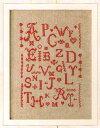 Antique Sampler Collecion*アンティーク サンプラーコレクション**『Red Sampler』 【刺繍】...