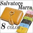 レディース二つ折り財布財布 レディース 二つ折り財布人気財布:Salvatore Marraサルバトーレ...
