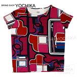 """【エントリーでポイント10倍★7/259:59迄】HERMESエルメスレディースTシャツ""""LeCoupes""""#36ルージュXパープルコットン100%新品(HERMESWomen'sT-shirt""""LeCoupes""""#36Rouge/PurpleCotton[Brandnew][Authentic])【あす楽対応】【楽ギフ_包装】#yochika"""