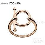 "�ڼ�ʬ�ؤΤ�˫���ˡ���HERMES��������""�ե��졦�ɡ���H""���13��ԥ�����ɿ���(HERMESRing""Filetd'Or""#53Pinkgold[BrandNew][Authentic])�ڤ������б��ۡڳڥ���_������#yochika"