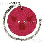 "�ڿ����襮�եȤˢ���HERMES�����Хå����㡼�ॢ�˥ޥ�������""�֥�""�?������å��������֥뿷��̤����(HERMESBagcharmAnimalmotif""Pig""RoseShockingChevreMyzore)�ڤ������б���#yochika"