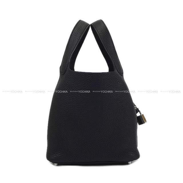レディースバッグ, ハンドバッグ HERMES 18 PM () (Hermes handbags Picotin Lock 18 PM Black )